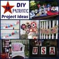 DIY Patriotic Project Ideas